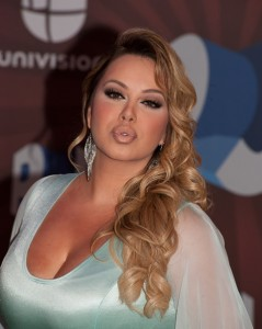 Premios Juventud 2014 at The BankUnited Center - Arrivals Featuring: chiquis rivera Where: Coral Gables, Florida, United States When: 17 Jul 2014 Credit: Rosie Mendoza/WENN.com
