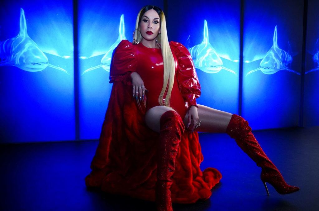 """Ivy Queen una tiburona sensual en nueva canción y vídeo """"Next"""""""